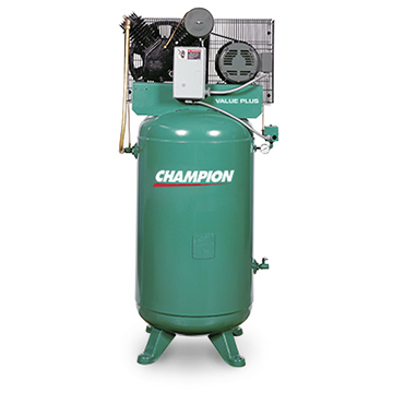 Champion Value Plus Vertical Tank Compressor
