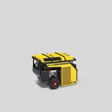 C14 small portable air compressor