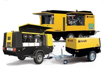 CompAir portable compressors group image