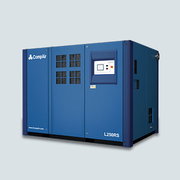 L250 lubricated screw compressor (250kW)