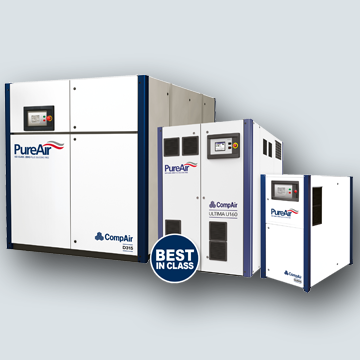 CompAir oilfree air compressors family image