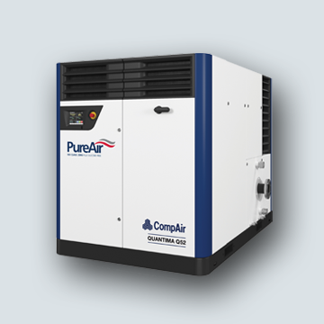 CompAir Quantima Oil-free air compressor