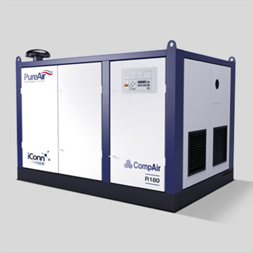CompAir R Series oilfree piston compressor