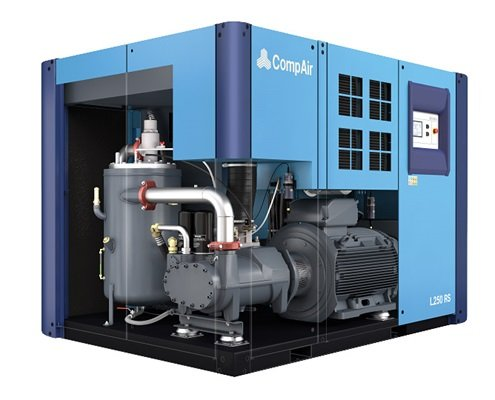 L250RS large air compressor open 250 kW