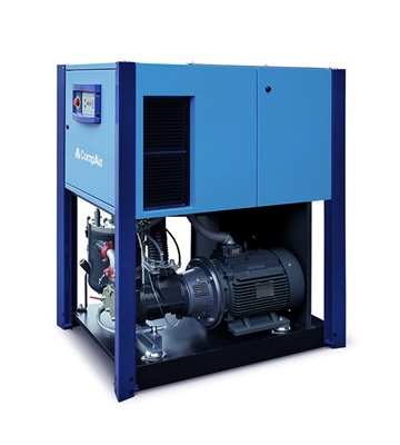 L29RS variable speed rotary screw air compressor open 30 kW