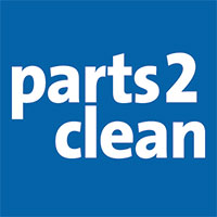 Logo trade fair parts2clean
