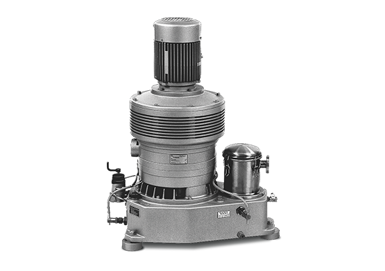 V-VLV oillubricated vacuum pumps