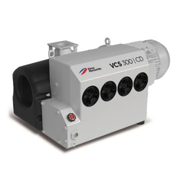 VCS 200 VCS 300 Rotary Vane Vacuum Pump from Elmo Rietschle