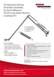 long reach bottom loading arm brochure