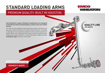 Emco Wheaton Standard Loading Arms