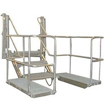 Access Equipment E0264 Bulk Folding Stairway