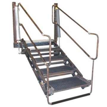 Access Equipment Standard Folding Stairway E2064