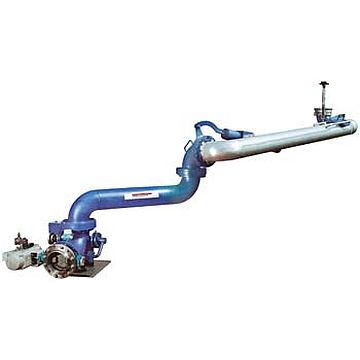 Bottom Hose Loading E2704 Heating Lance