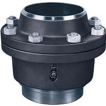 Twin Track Swivel Joint D1010