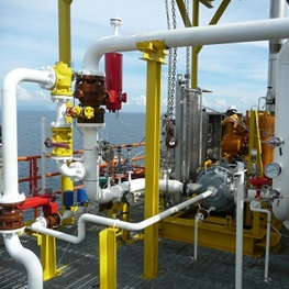 GARO Offshore Liquid Ring Compressor System