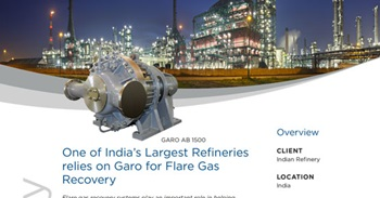 flare gas recovery case study