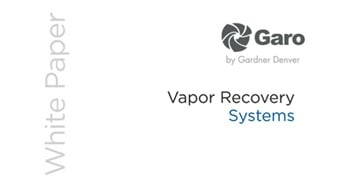 vapor recovery unit white paper