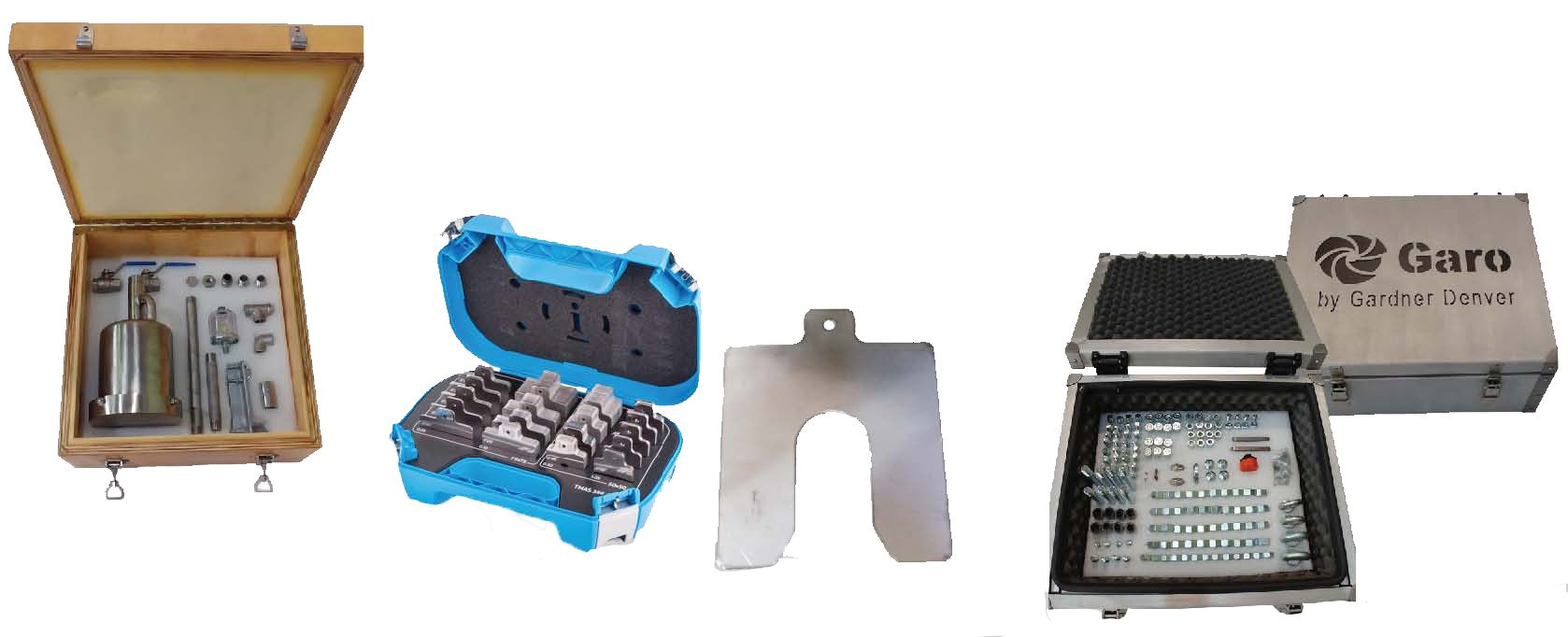 GARO OEM Tool Kits for Liquid Ring Compressor Maintenance and Repair