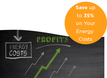 Save up to 35% on your Energy Costs