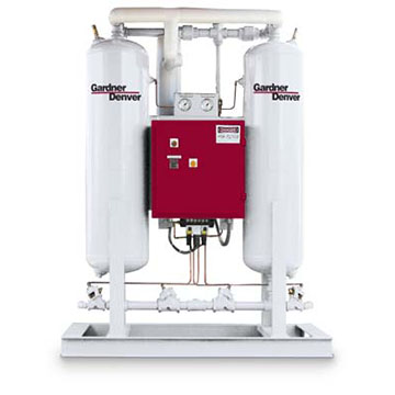 GEHD Series Desiccant Air Dryers