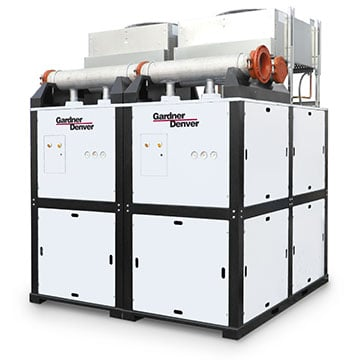 GMRC Series Refrigerated Air Dryer
