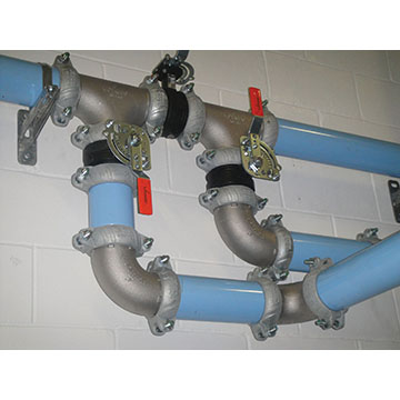 Large diameter compressed air piping systems   Big-Lock Tubing