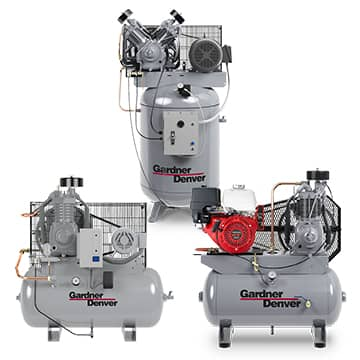 Low psi Reciprocating Compressors Group Image