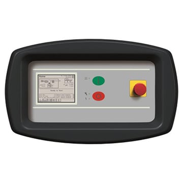 GD Pilot TS Controller Display