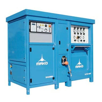 MAKO Breathing Air  Air compressor (BAC)