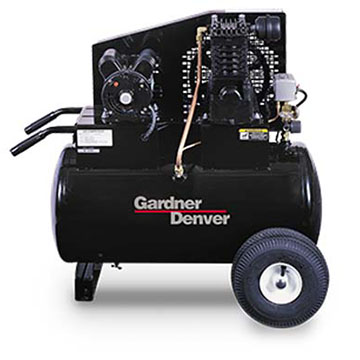 Air on Demand Reciprocating Compressor