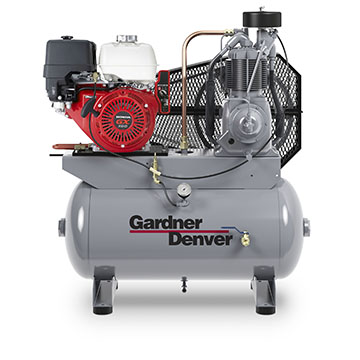 Engine Driven Diesel Reciprocating Compressor