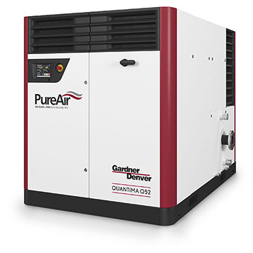 Centrifugal Air Compressor - Quantima Series