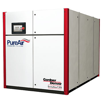 Rotary Screw Oilfree Compressor - EnviroAire T