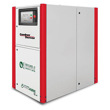 Rotary Screw Oilless Compressor - EnviroAire VS