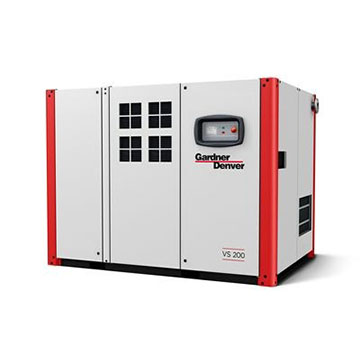 Rotary Screw Oilless Compressor - EnviroAire VS200