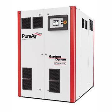 Rotary Screw Oil-Free Air Compressor - Ultima Series