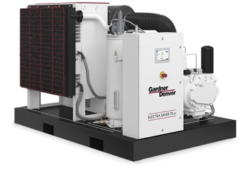 Electra Saver G2 100HP Fixed Speed Air Cooled Unenclosed Rotary Screw Compressor