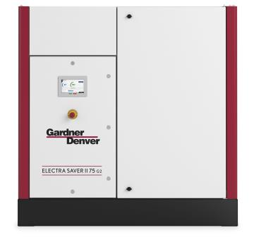 Electra Saver II G2 75-100 HP Enclosed Rotary Screw Compressor