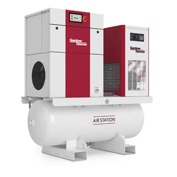 Rotary Screw Compressors L18 Air Station