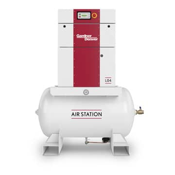 Screw Compressor L04 Air Station