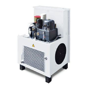 Screw Compressor BLE 22 Open Frame