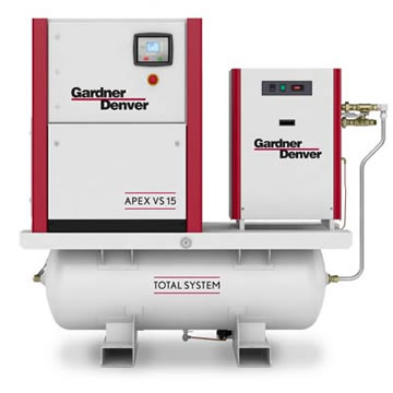 GD Apex VS 15 Rotary Screw Compressor