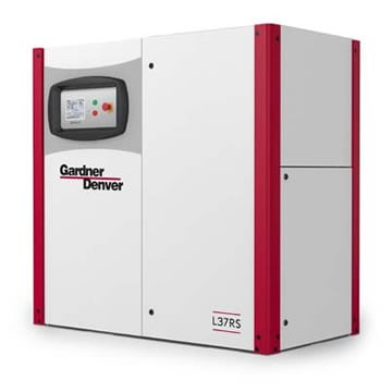 LRS Series Variable Speed Rotary Screw Compressor