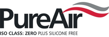 Pure Air Oil-Less Silicone Free Logo