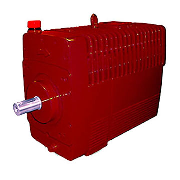 Bulkline Dry Bulk Oil-Free Screw Compressor