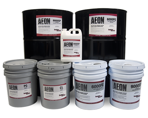 Aeon Lubricant Product Line