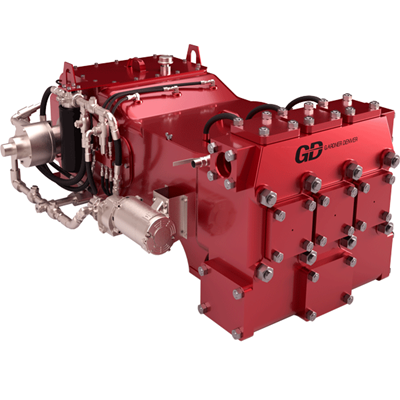 GD-250HDD Pump