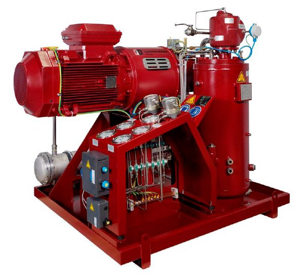 Witting Biogas Compressor