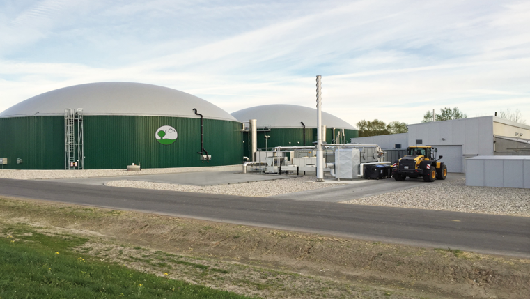 compressors and blowers for Biogas applications