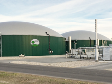 Wittig compressors for Biogas industry
